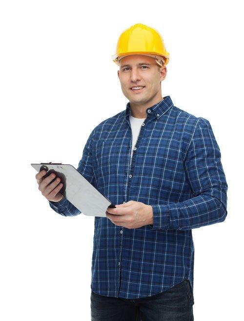 An Engineer who builds steel buildings