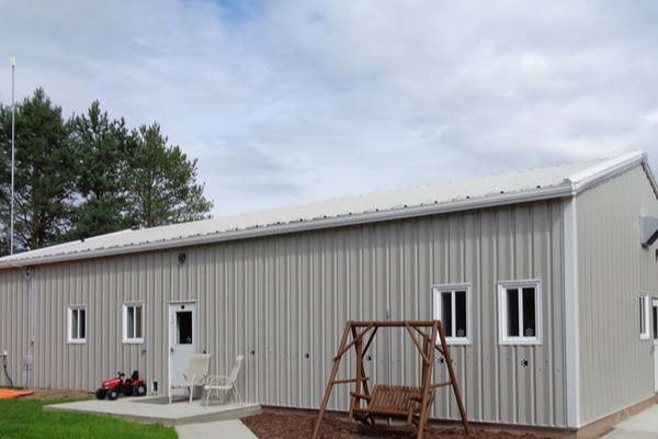 Advantages of Steel Buildings Faster Occupancy