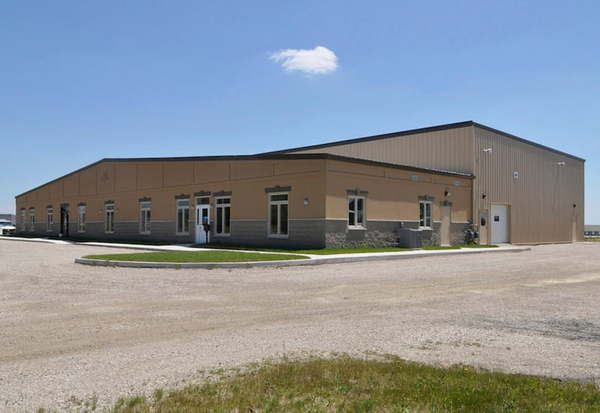 Advantages of Steel Building Flexibility of Expansion