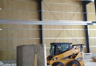 Advantages of Steel Buildings Insulation