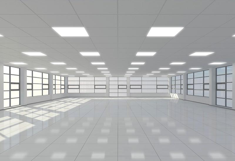 Advantages of Pre-engineered Steel Buildings - Aesthetics Office Buildings-empty office