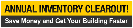 Annual Inventory Clearout Promotion